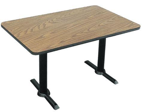 vernis table cuisine rectangular laminate restaurant table