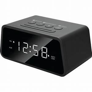 Hi  Hie Exclusive Ihome Ht149b Alarm Clock