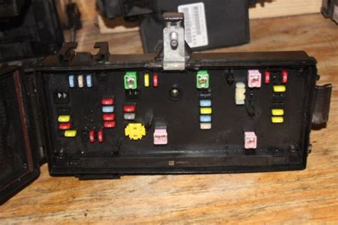 Ram 1500 Fuse Box by Find 2007 Dodge Ram 1500 4x2 Totally Integrated Power