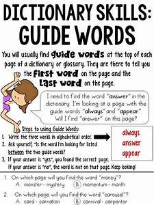 4th Grade Language Anchor Charts  35 Charts  2 Sizes Of