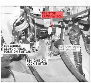 How do you release the Shift lock? Our shifter is locked