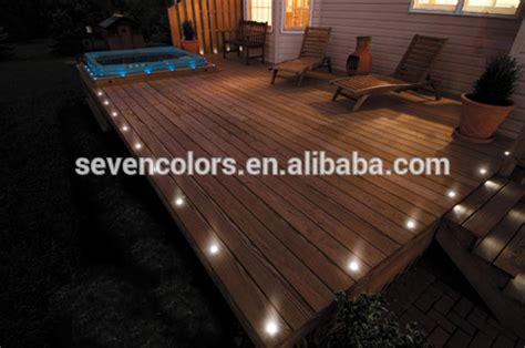 color change led deck lighting kit   mm rgb decking