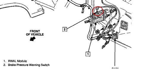 Chevrolet Silverado Questions Rear Brake Lights Not