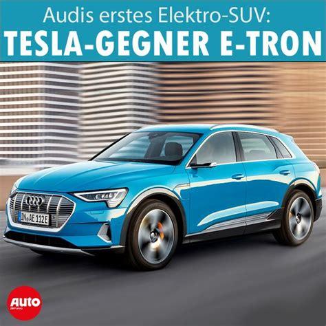 Audi Microvan E Motor Ausstattung by Audi E 2018 Motor Ausstattung Audi Die Marke