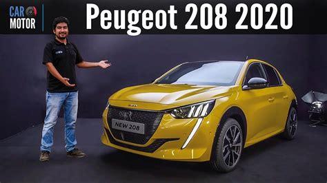 Peugeot Ar nuevo peugeot 208 2020 191 ser 225 el mejor hatchback