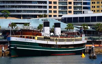 Steyne South Restaurant Floating Harbour Darling Sydney