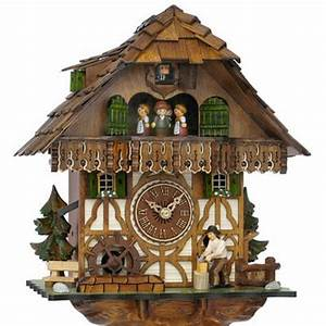 Pendule à Poser : coucous horloges ~ Teatrodelosmanantiales.com Idées de Décoration