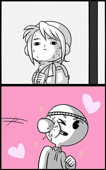 Funny Comic Comics Relatable Crush Crushes Story