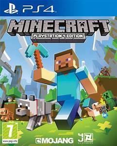 Minecraft Game Ps3 Playstation