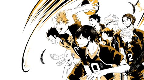 This is haikyuu wallpaper app that you can set your phone background to show that how much you love haikyuu! Haikyu Wallpapers - Wallpaper Cave