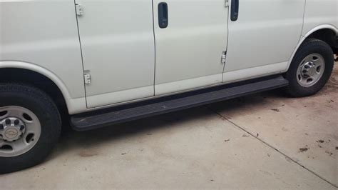 Recommendation For Running Boards Or Nerf Bars