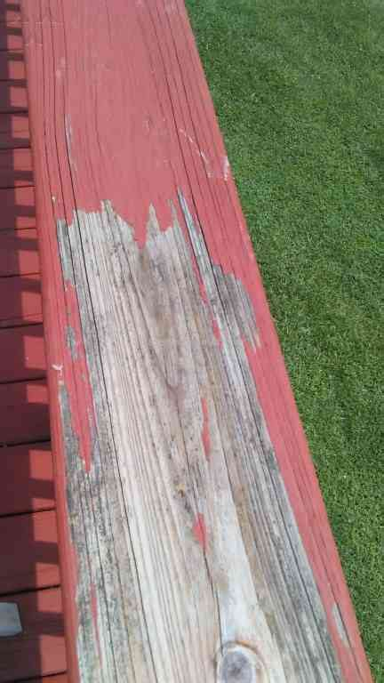 Porch Paint Reviews by Behr Deckover Deck Paint Review From Kearny New Jersey