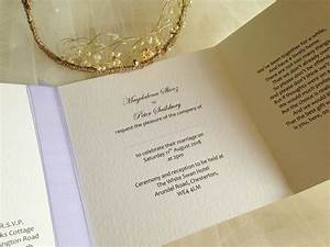 eat drink and be married square gatefold wedding invitations With wedding invitation printing services uk