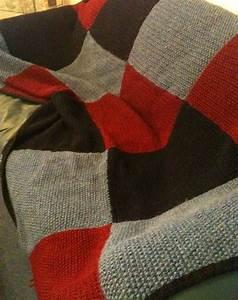 Decke Stricken Patchwork : gestrickte patchworkdecke decke stricken anleitung ~ Watch28wear.com Haus und Dekorationen
