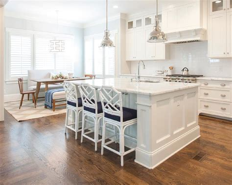 white marble kitchen island fascinating white kitchen island table with white bamboo stools by lucy and company kitchen