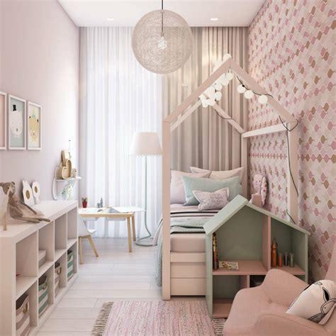 Kinderzimmer Modern Gestalten  15 Neue Ideen Für Mädchen