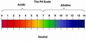 Weak Base Ph Scale Diagram