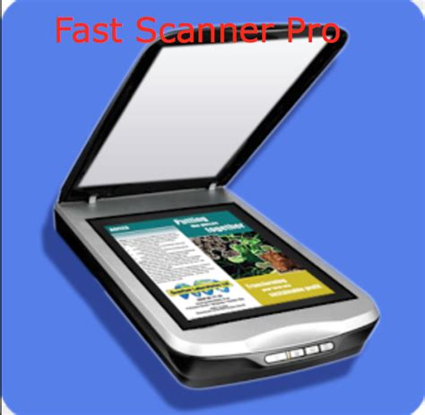 fast scanner premium  mod apk  android