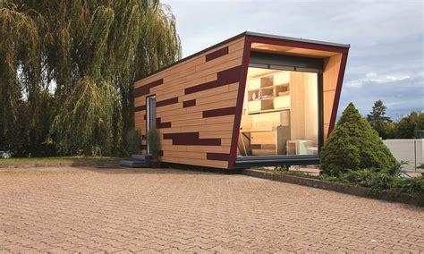 Tiny Häuser Deutschland by Holzhaus Als Tiny House Das Haus
