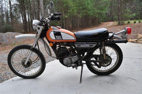 1975 Vintage Yamaha Dt100 Enduro Barn Find For Sale