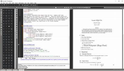 Texmaker Windows Portable Latex Screenshot Editor Majorgeeks