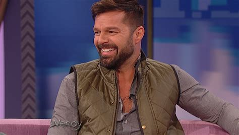ricky martin  fatherhood love  las vegas  wendy