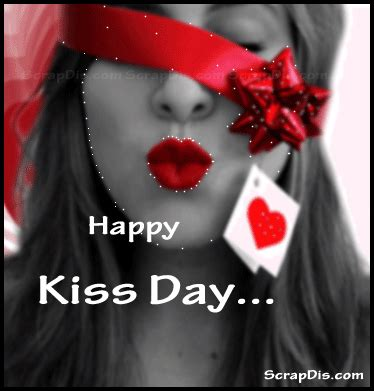 wallpapers kiss day sms