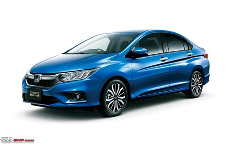 Honda City by The 2018 Honda City Facelift Team Bhp
