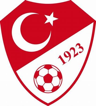 Football Turkey Team Logos National Turkish Federation