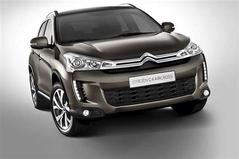C4 Aircross Interni by Citroen C4 Aircross Pi 249 Un Cuv Un Suv