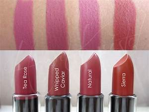 HEART ♥ KRiSTEL'S BEAUTY BLOG: NYX Matte Lipstick Swatches ...