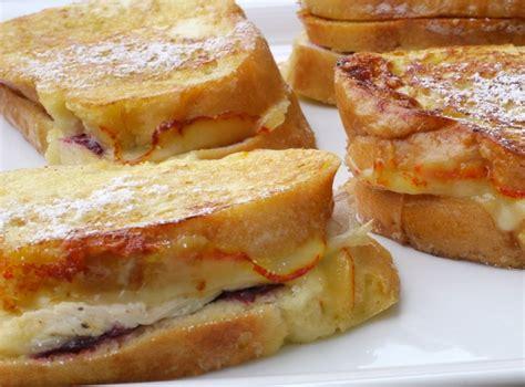 turkey leftover sandwich leftover turkey cranberry monte cristo sandwiches