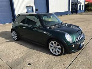 Mini Cooper R53 : mini cooper s r53 british racing green in southampton hampshire gumtree ~ Medecine-chirurgie-esthetiques.com Avis de Voitures