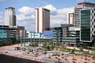 MediaCityUK relies on advanced access control from SALTO ...
