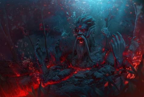 Poseidon By Itsbxd On Deviantart