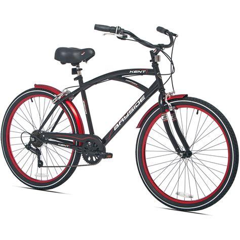 Bike At Walmart 24 Quot Huffy Boys Cranbrook Cruiser Bike Burgundy Walmart Com