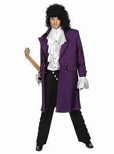 Purple Rain Prince Costume - maskworld com