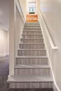 Escalier peint 16 idees peinture escalier bricobistro for Peindre les contremarches d un escalier en bois 17 escalier peint 16 idees peinture escalier bricobistro