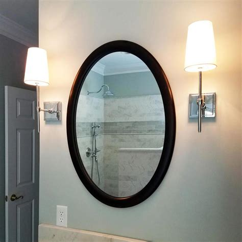 custom  oval picture frames  sizes