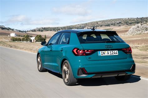 Audi A1 (2019) International Launch Review