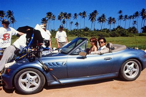Official Goldeneye Bmw Z3 Roadster 007 James Bond (1995