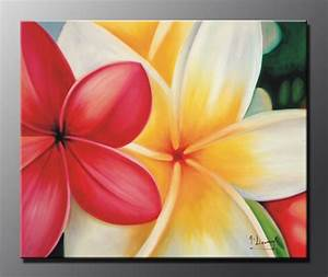 Easy acrylic painting ideas flowers, Simple flower ...