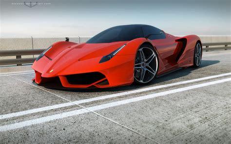 Passion For Luxury  New Ferrari F70