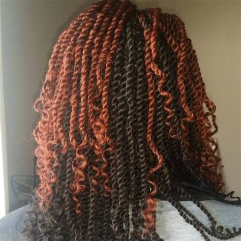 kinky twist hairstyles  style protection