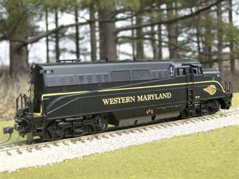 Proto 2000 Western Maryland BL2 #81 - BradleyDCC Custom Models