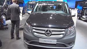 Mercedes Vito 2017 : mercedes benz vito 114 cdi taxi 2017 exterior and interior in 3d youtube ~ Medecine-chirurgie-esthetiques.com Avis de Voitures