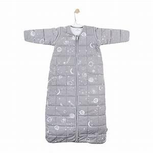 Babyschlafsack Mit ärmel : schlafsack 4 jahreszeiten galaxy grau mit abnehmbaren rmel jollein mytoys ~ Yasmunasinghe.com Haus und Dekorationen