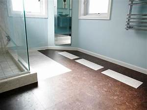Beautiful bathroom floors from diy network diy for The ingenious ideas for bathroom flooring