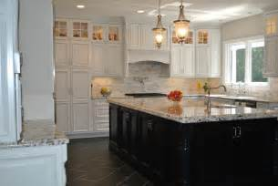 white kitchen with island contrast kitchen island wood with white osborne wood