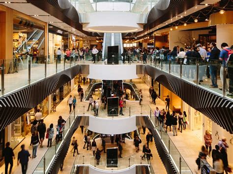Interior Shopping by Bourke Mall Destinations Melbourne